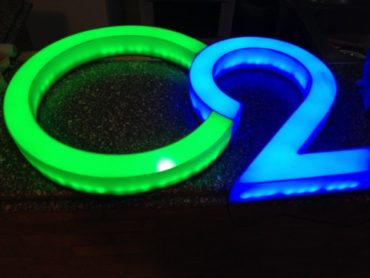Lightbox, 3D Letters Signs & directions signs
